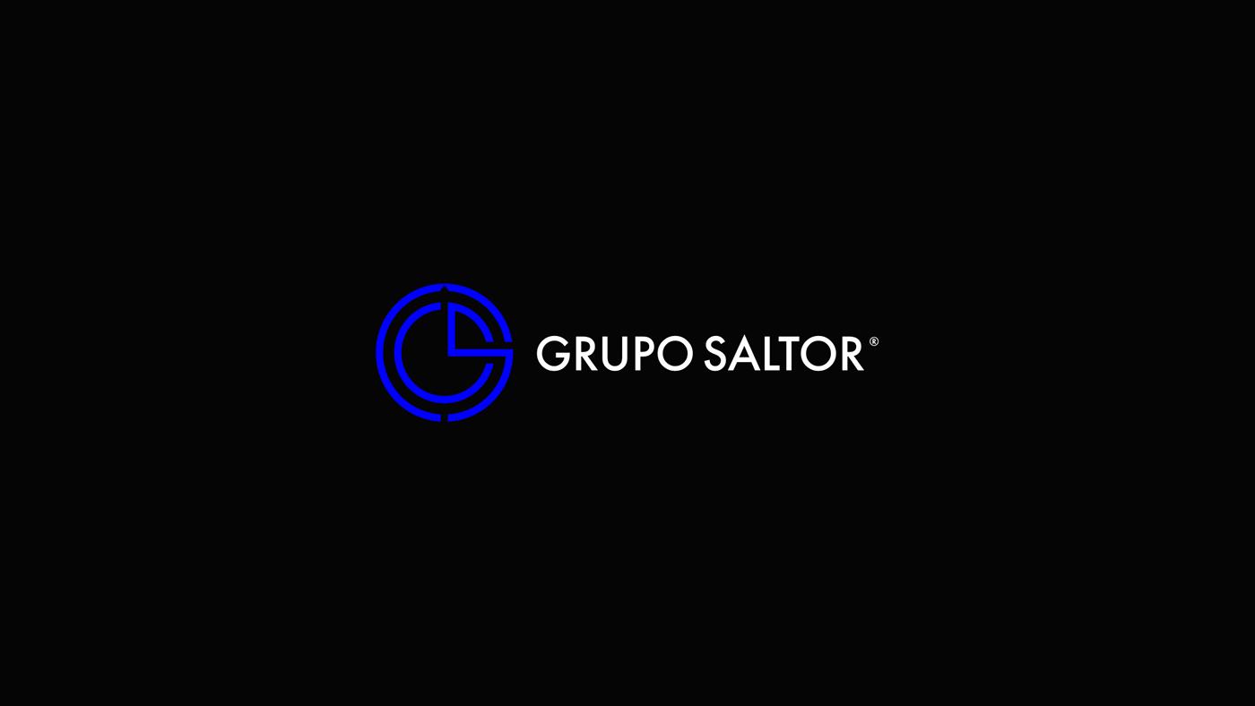 GRUPO SALTOR品牌VI形象設計欣賞-深圳VI設計1