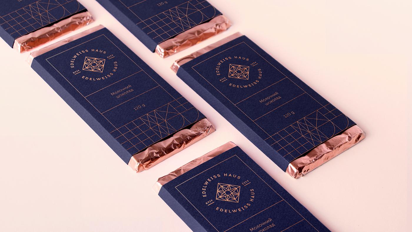 Edelweiss House雪絨之家品牌視覺VIS設計欣賞-深圳VI設計6