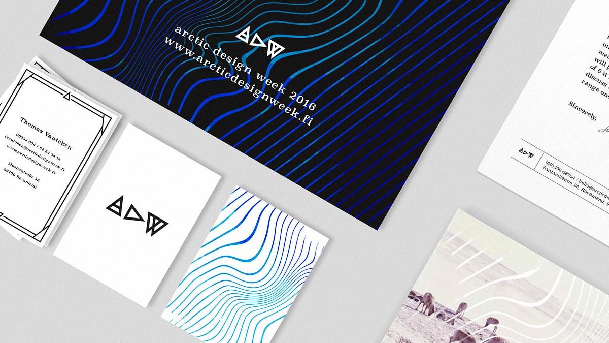 Arctic设计周活动视觉形象设计欣赏-深圳VI设计公司6