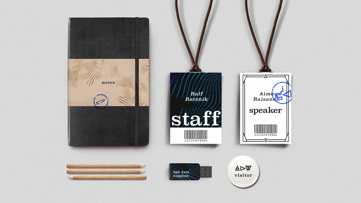 Arctic设计周活动视觉形象设计欣赏-深圳VI设计公司9