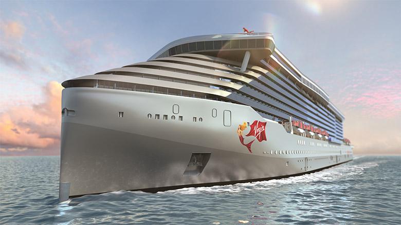 维珍集团的首艘豪华邮轮公布全新的LOGO形象-深圳VI设计5