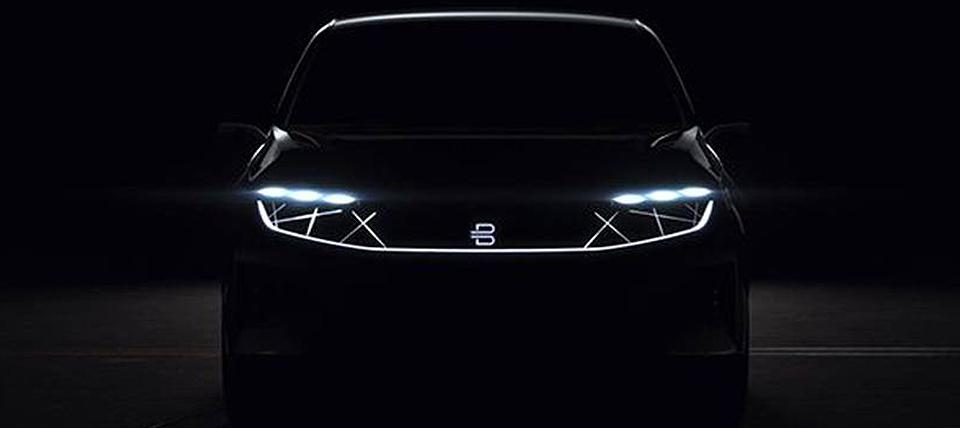 苏宁官宣布成立苏宁易购汽车公司,与拜腾BYTON达成合作-深圳VI设计