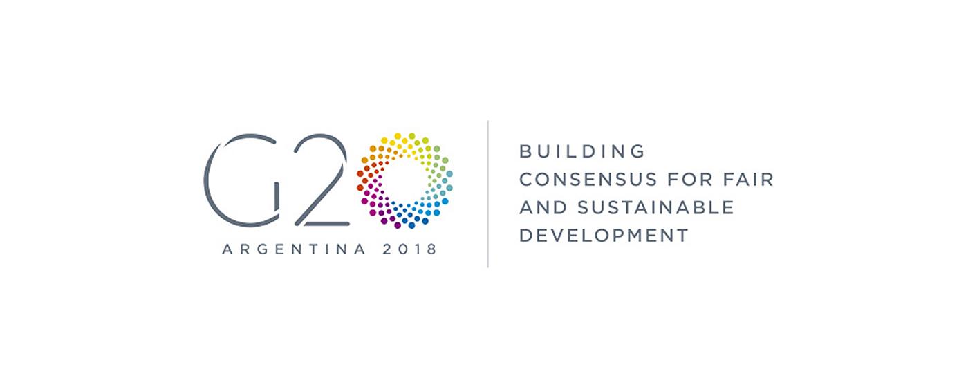 2018年G20峰会官方发布新标-深圳VI设计2
