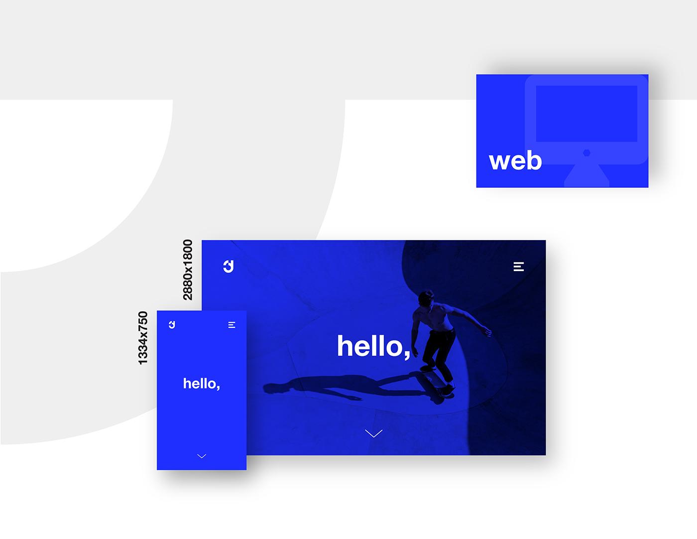 Personal Identity 品牌VI形象設計欣賞-深圳VI設計4