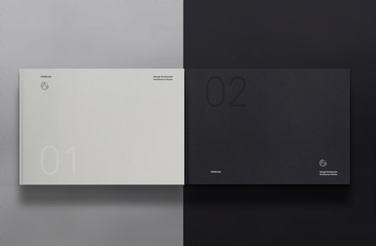 GOAS工作室品牌视觉VI形象设计欣赏-深圳VI设计5