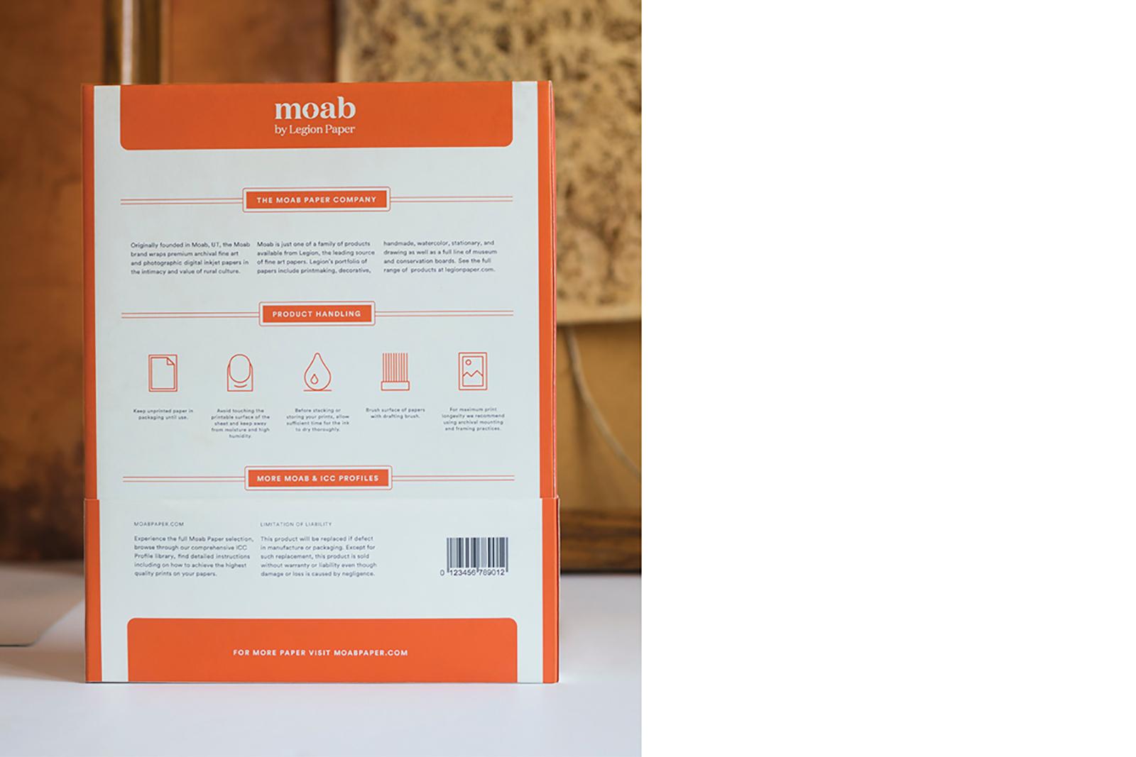 Moab纸张公司更新了全新的品牌形象-深圳VI设计6