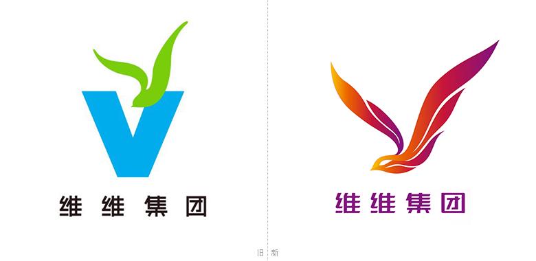 维维豆奶公司:维维集团-启用全新的集团标志-深圳VI设计03