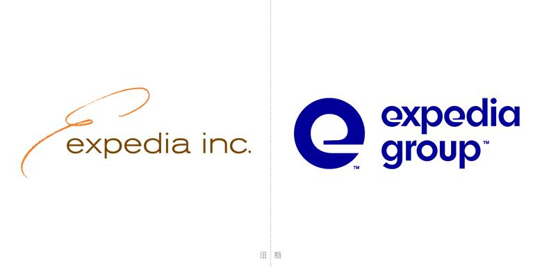 在线旅游品牌Expedia集团启动全新的品牌VI形象设计-深圳VI设计2