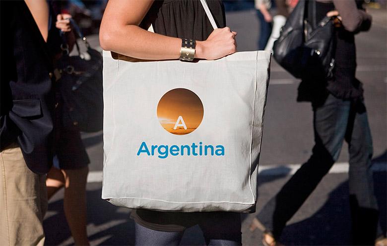 阿根廷推出全新的国家旅游品牌LOGO-深圳VI设计7