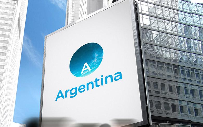 阿根廷推出全新的国家旅游品牌LOGO-深圳VI设计8