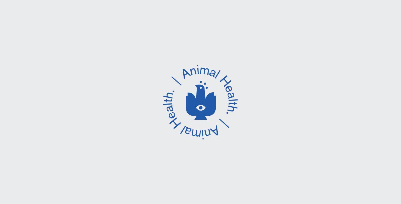 Peacock动物健康品牌视觉VI设计欣赏-深圳VI设计3