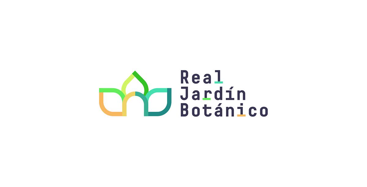 Real Jardín Botánico 品牌VI形象设计欣赏-深圳VI设计3