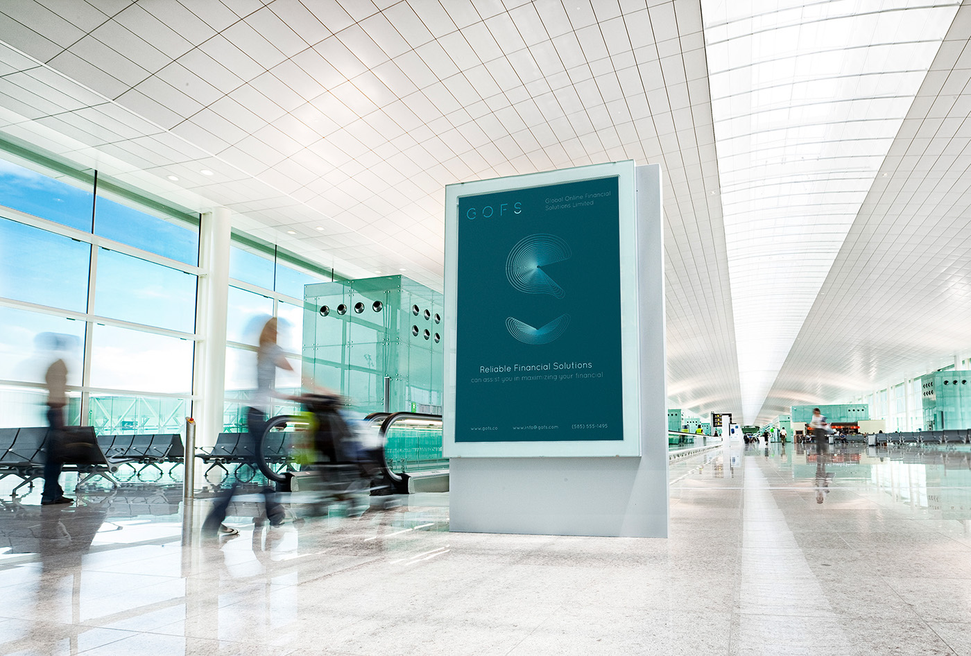 Global Online Financial 环球在线金融品牌视觉VI设计欣赏-VI设计公司10