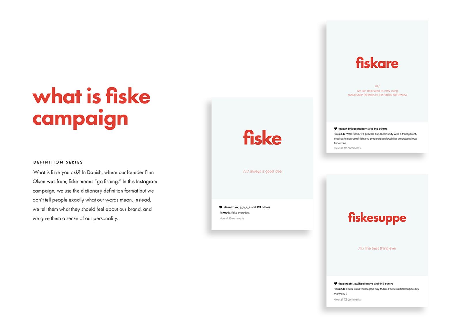 Fiske海鲜餐厅品牌视觉VI形象设计整理欣赏-VI设计5