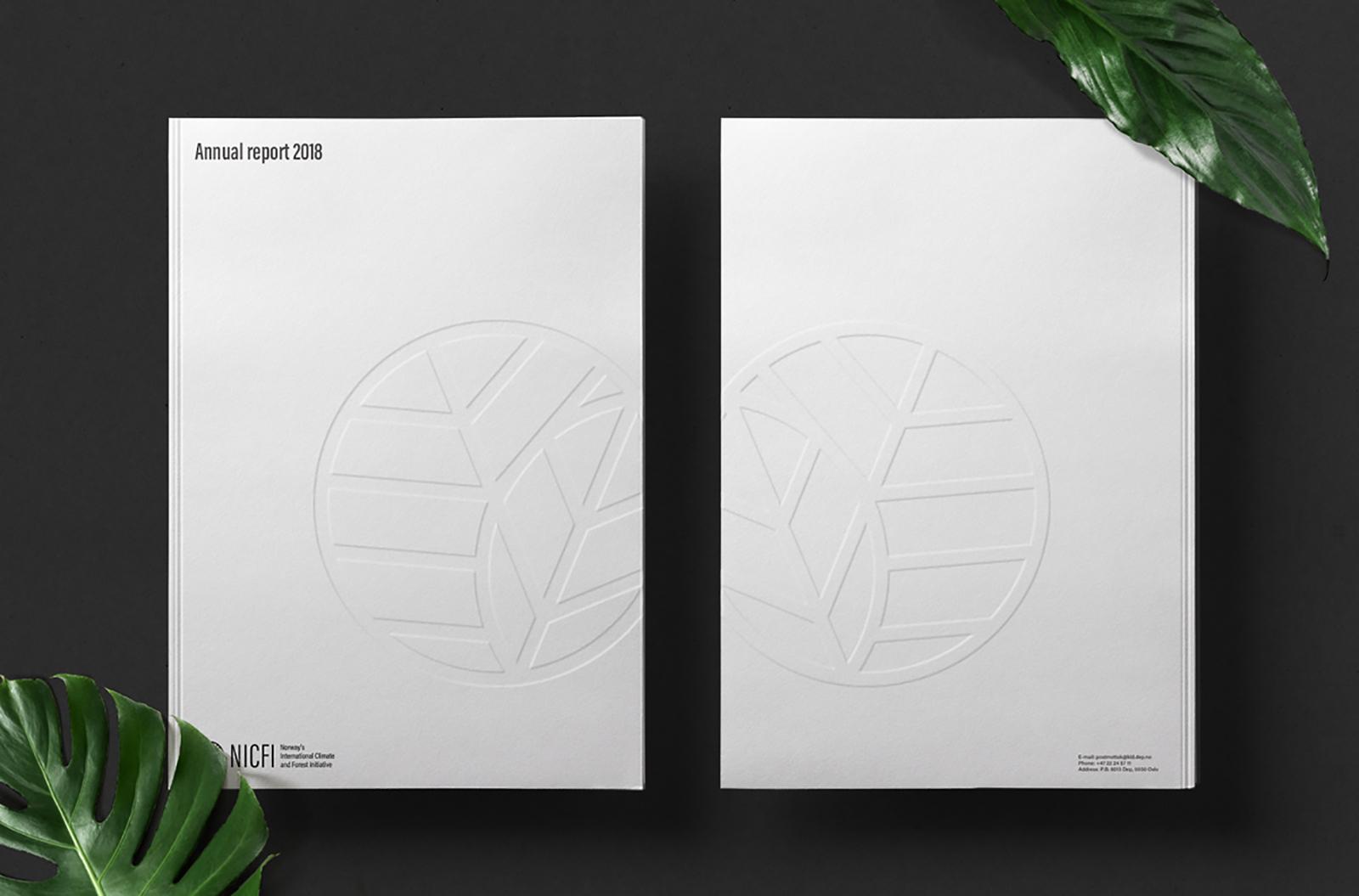 NICFI品牌视觉VI形象设计欣赏-深圳VI设计5