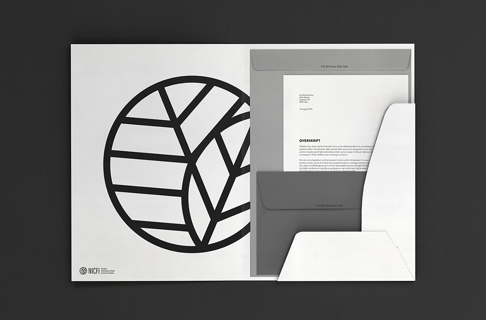 NICFI品牌视觉VI形象设计欣赏-深圳VI设计7