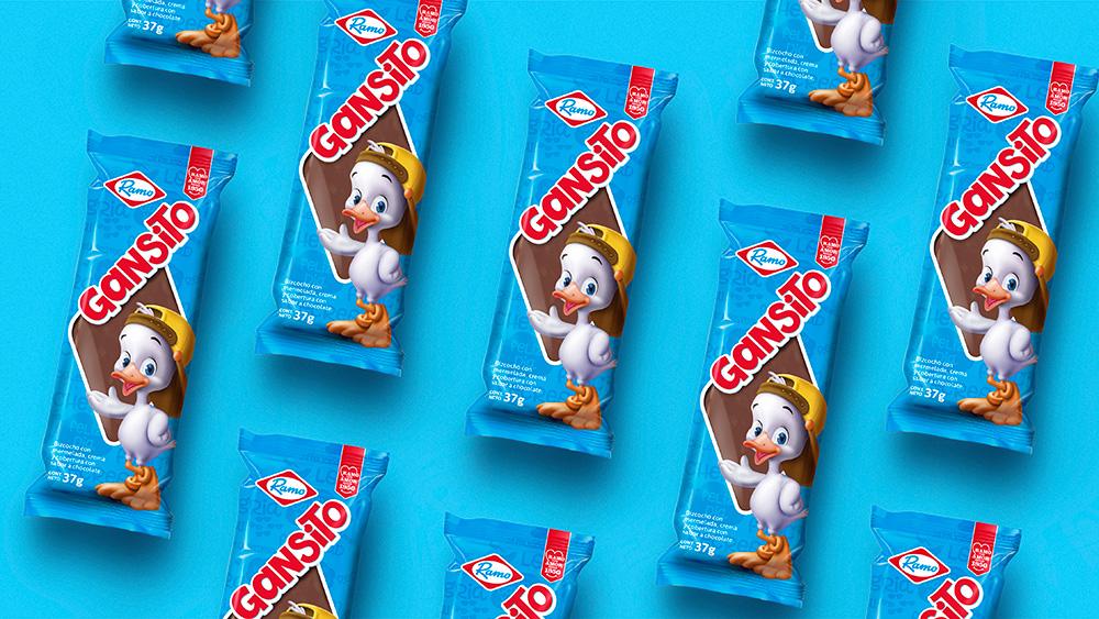哥倫比亞Ramo食品品牌啟動全新的logo和包裝設計6
