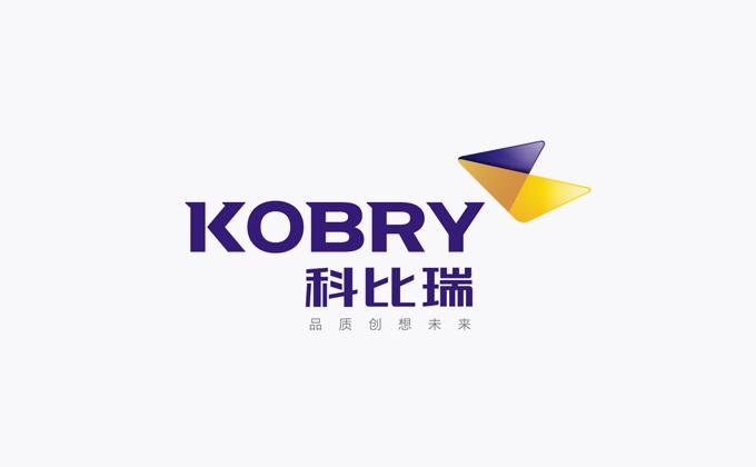 橙象13年品牌案例回顾,KOBRY科比瑞品牌形象设计-VI设计7