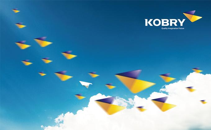 橙象13年品牌案例回顾,KOBRY科比瑞品牌形象设计-VI设计10
