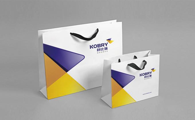 橙象13年品牌案例回顾,KOBRY科比瑞品牌形象设计-VI设计16