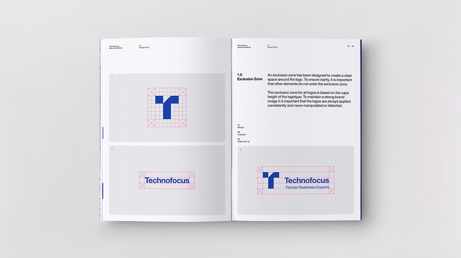 Technofocus 品牌logo形象及VI手冊設計欣賞-VI設計7