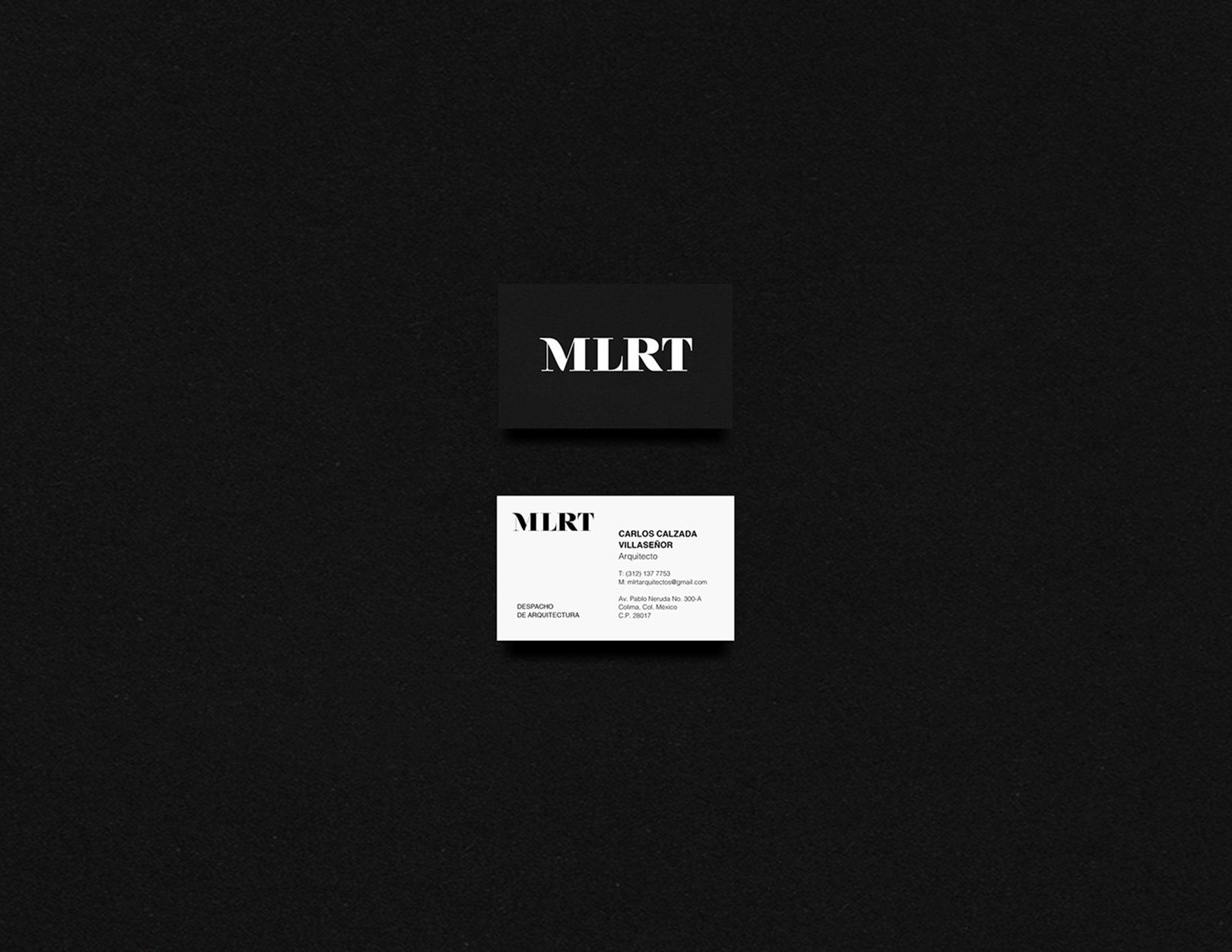 MLRT 企業品牌視覺VI形象設計欣賞-VI設計1