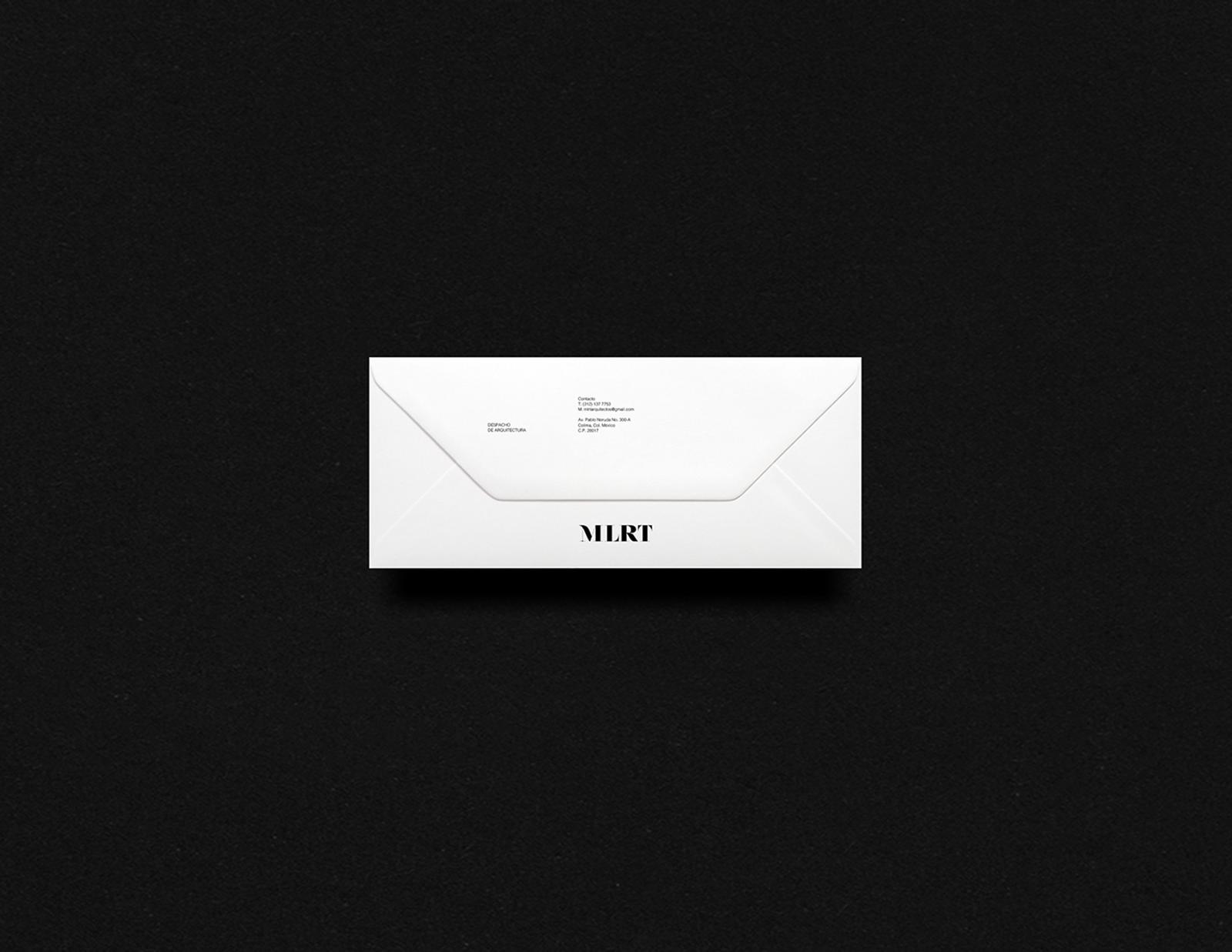 MLRT 企業品牌視覺VI形象設計欣賞-VI設計3