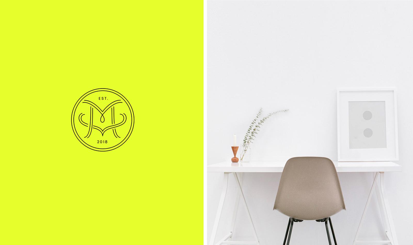 Maison d'Étude 时尚品牌形象设计欣赏-VI设计2