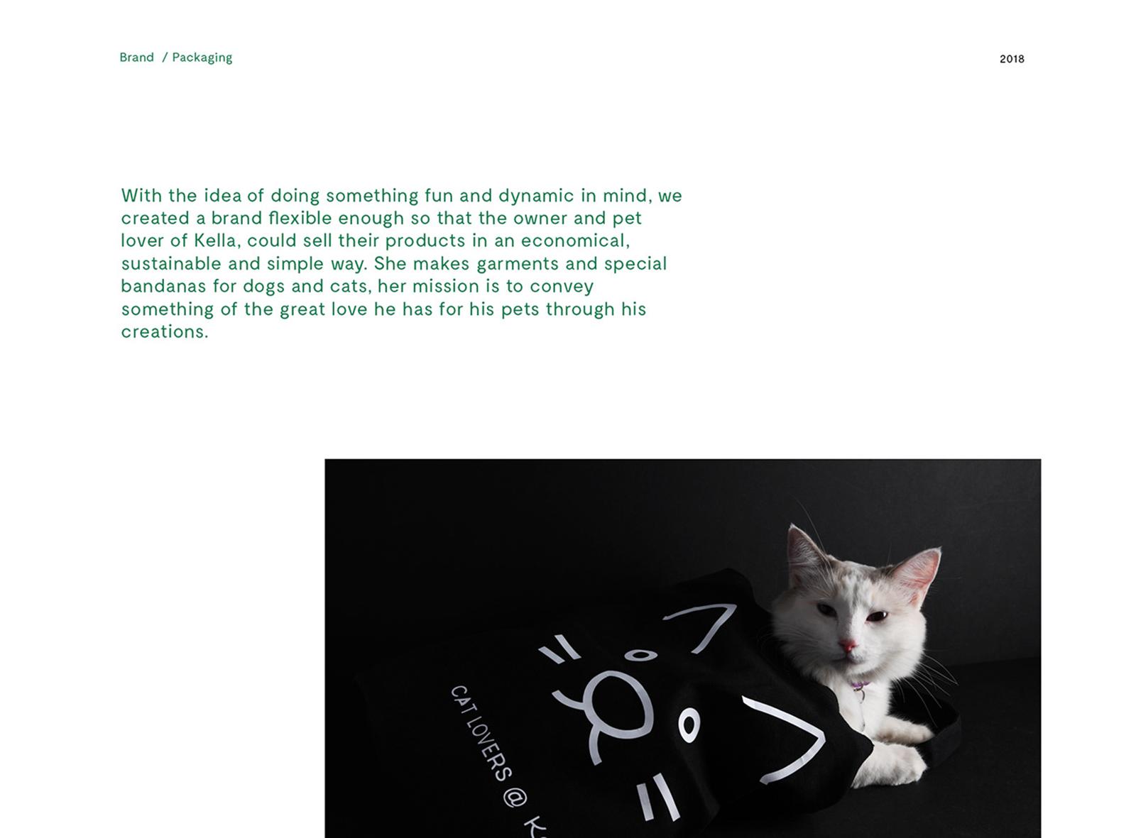 Kella宠物食品品牌视觉VI形象设计欣赏-深圳VI设计