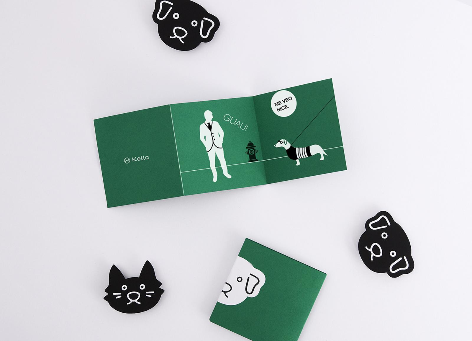 Kella宠物食品品牌视觉VI形象设计欣赏-深圳VI设计6