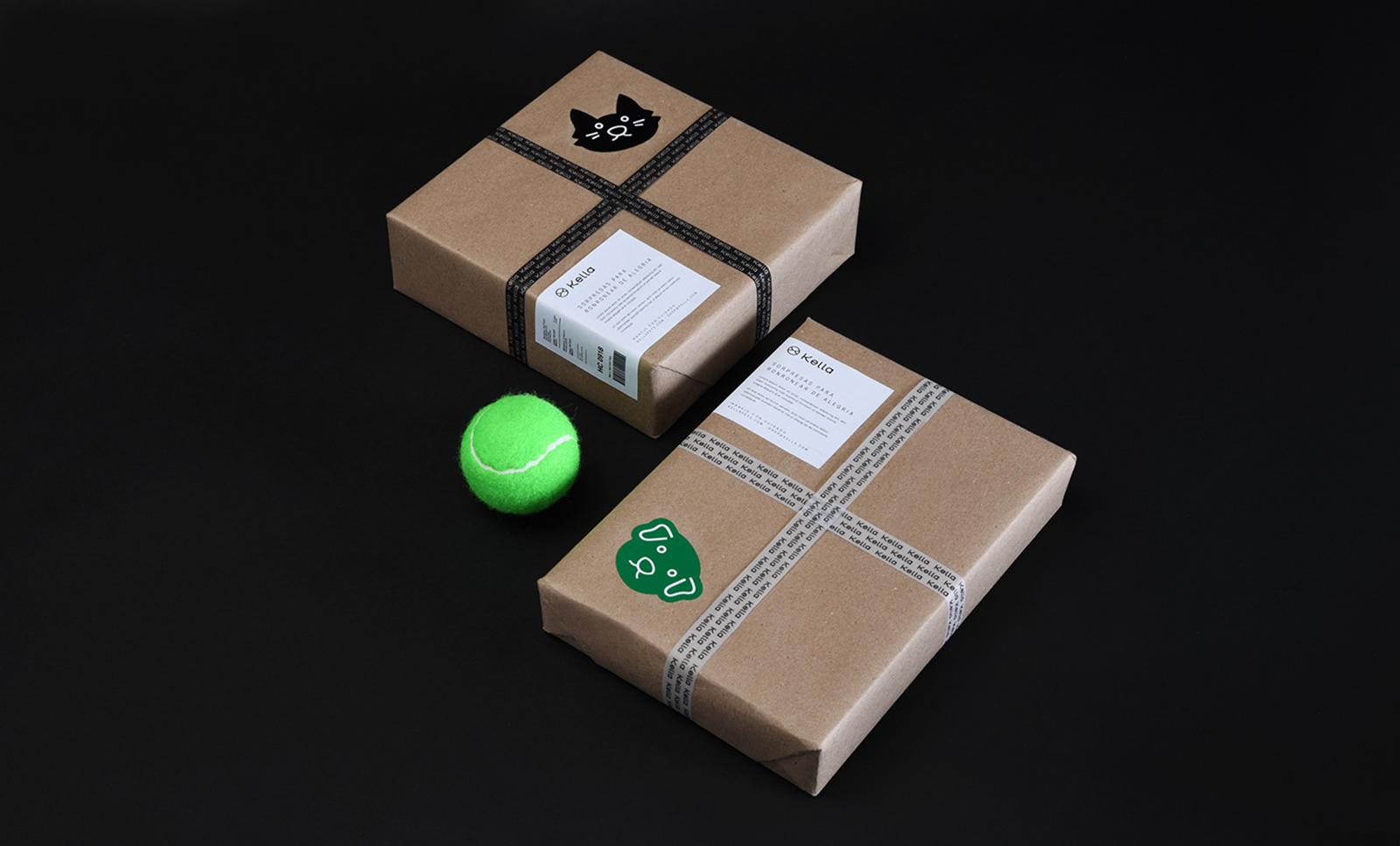 Kella宠物食品品牌视觉VI形象设计欣赏-深圳VI设计10