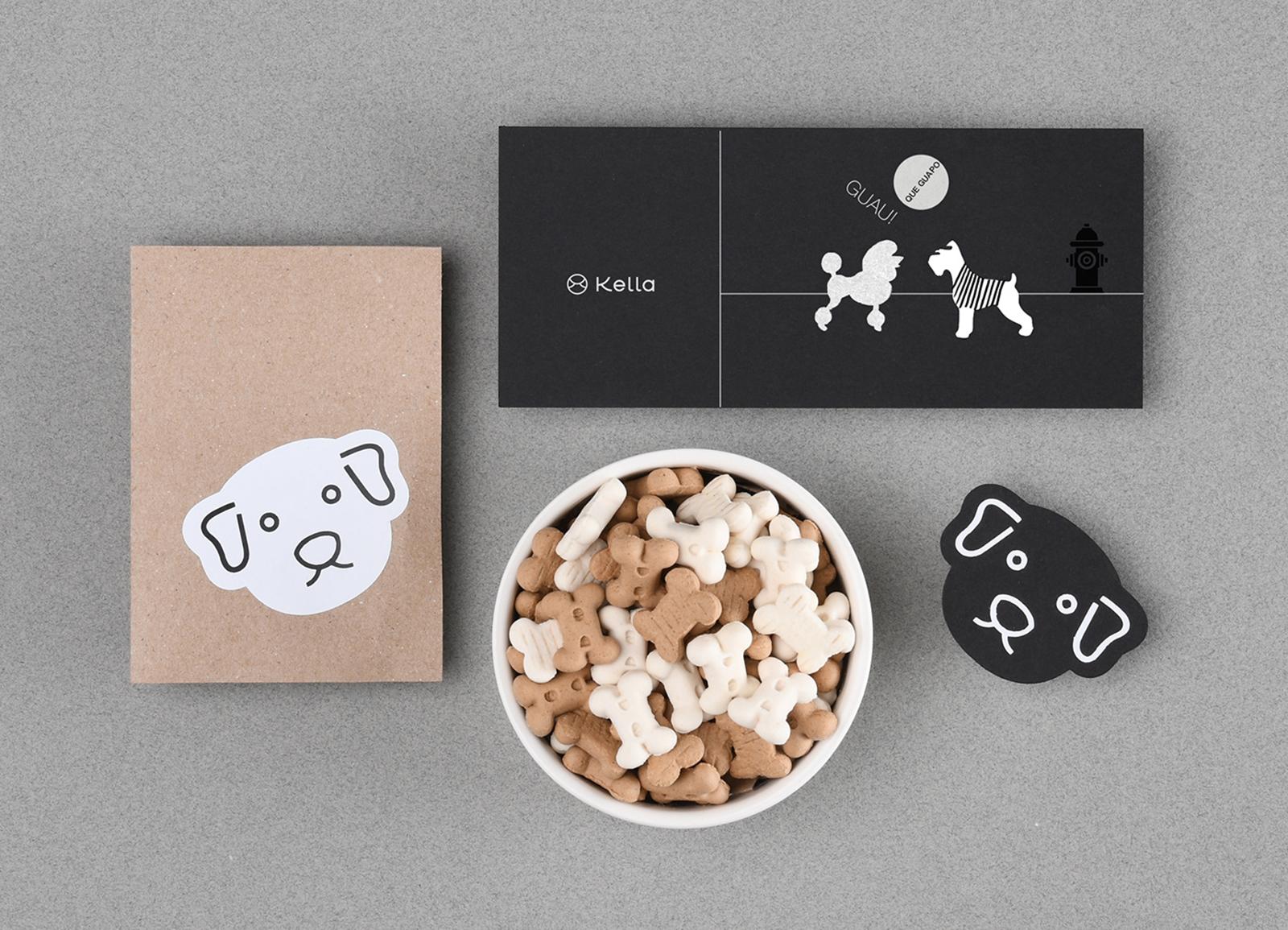 Kella宠物食品品牌视觉VI形象设计欣赏-深圳VI设计12