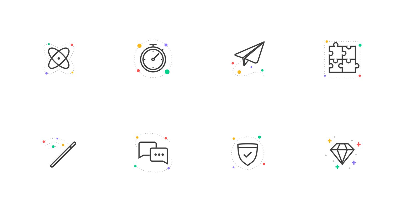 Clubhouse 品牌启用新的logo和形象设计-VI设计6