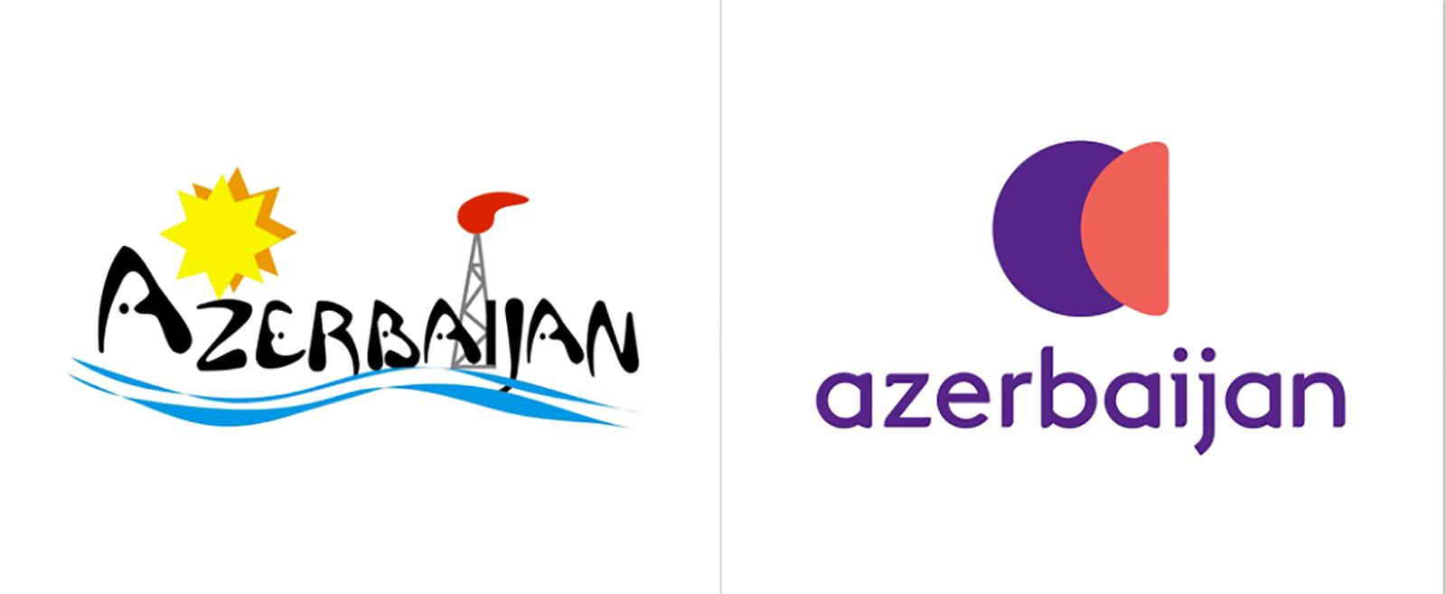 浪涛为阿塞拜疆旅游形象创造新的标志logo-VI设计