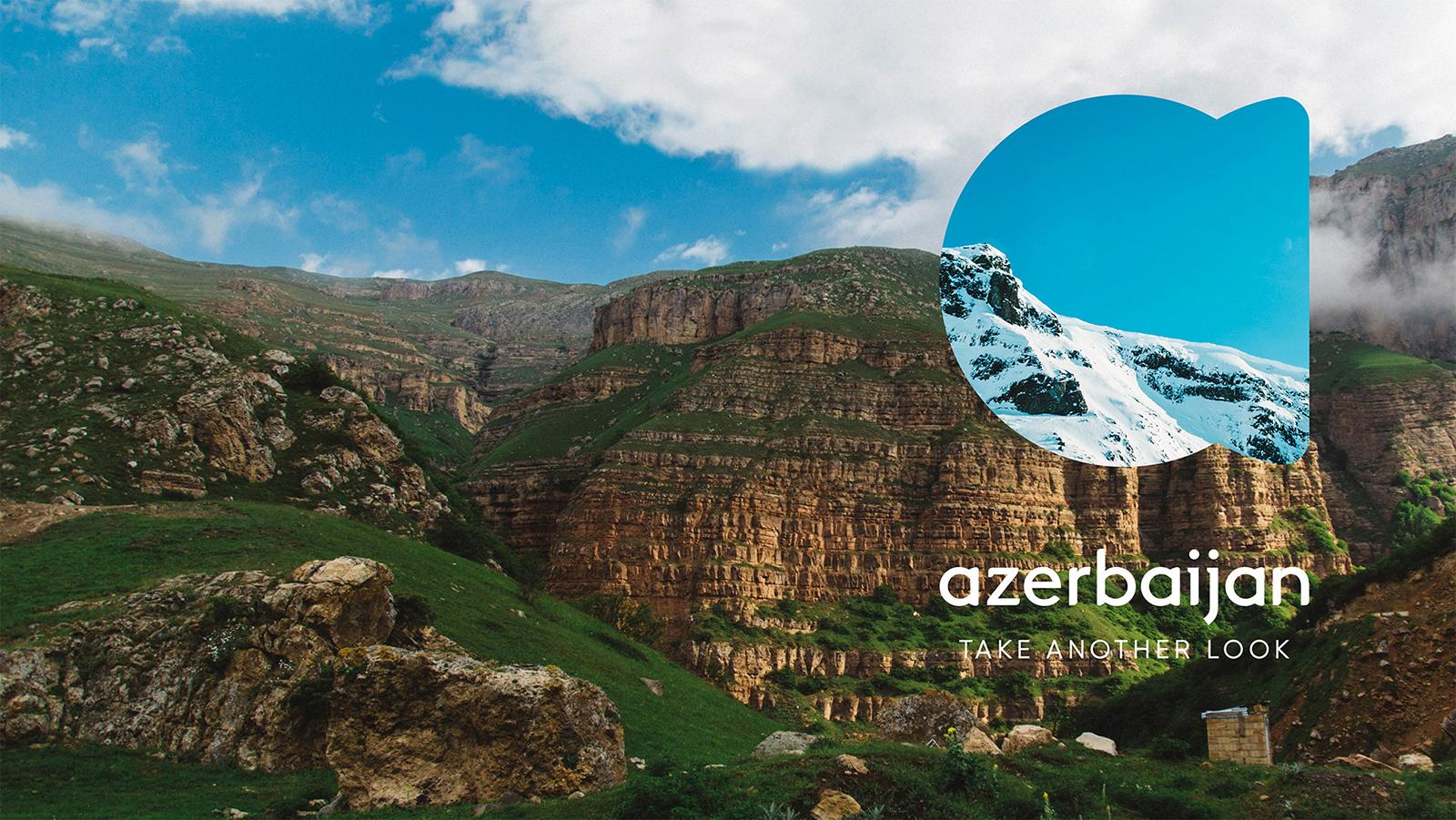 浪涛为阿塞拜疆旅游形象创造新的标志logo-VI设计4