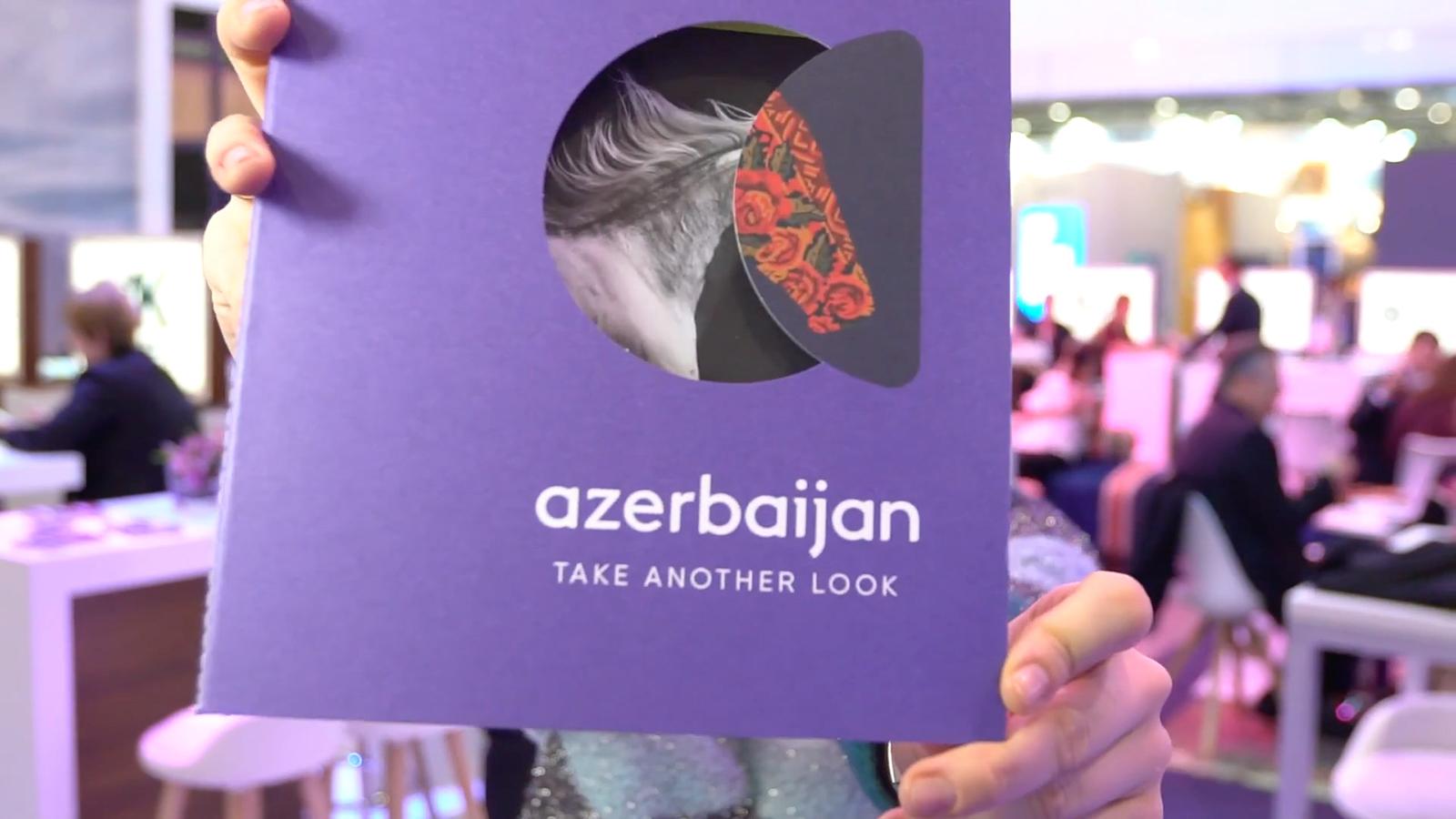 浪涛为阿塞拜疆旅游形象创造新的标志logo-VI设计7