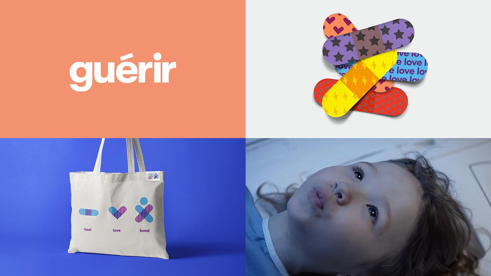 蒙特利爾兒童醫院基金會啟動新的logo和形象-VI設計4