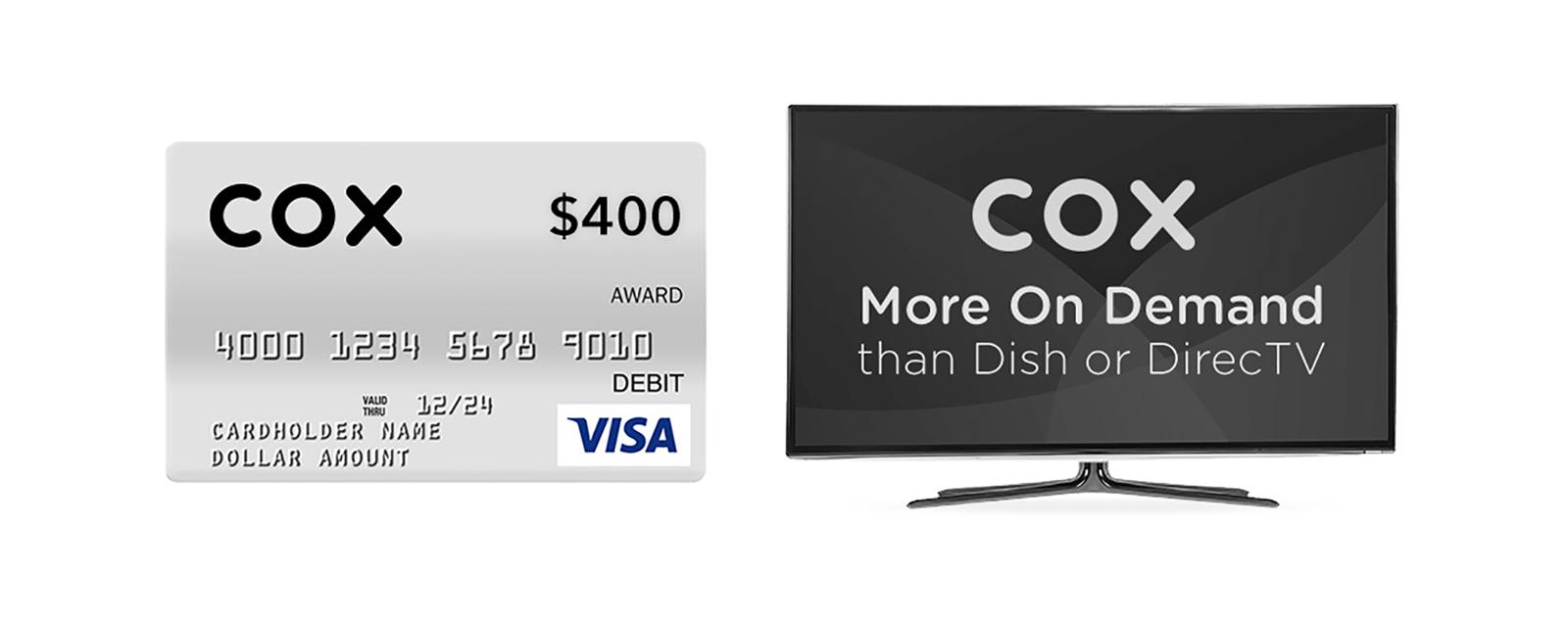 Cox通信品牌更新全新的品牌VI视觉形象设计-深圳VI设计4