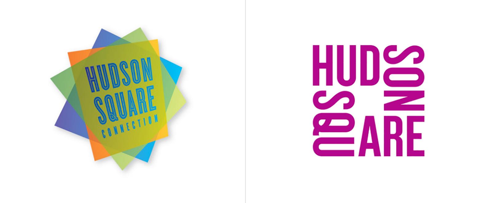哈德逊广场启动新的标志和VI形象-深圳VI设计