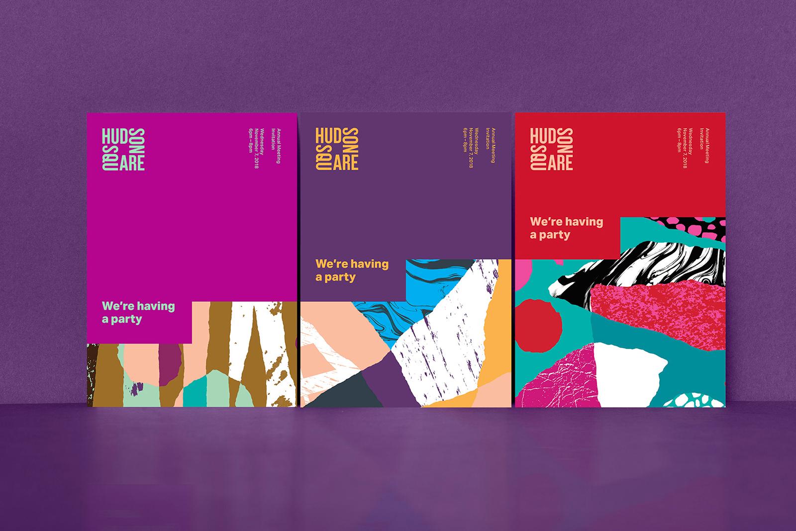 哈德逊广场启动新的标志和VI形象-深圳VI设计4