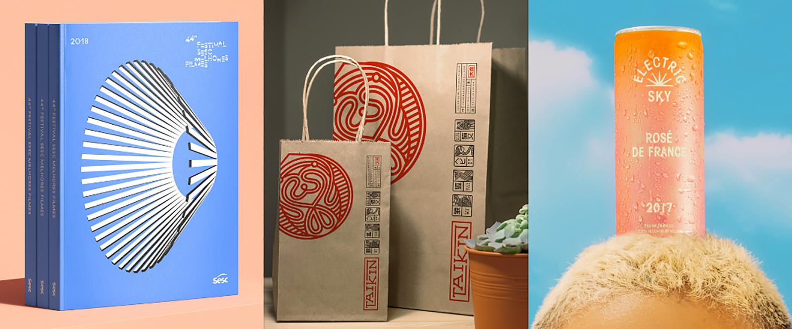 Friday Likes 271 & Taikin两款品牌包装设计欣赏-深圳VI设计