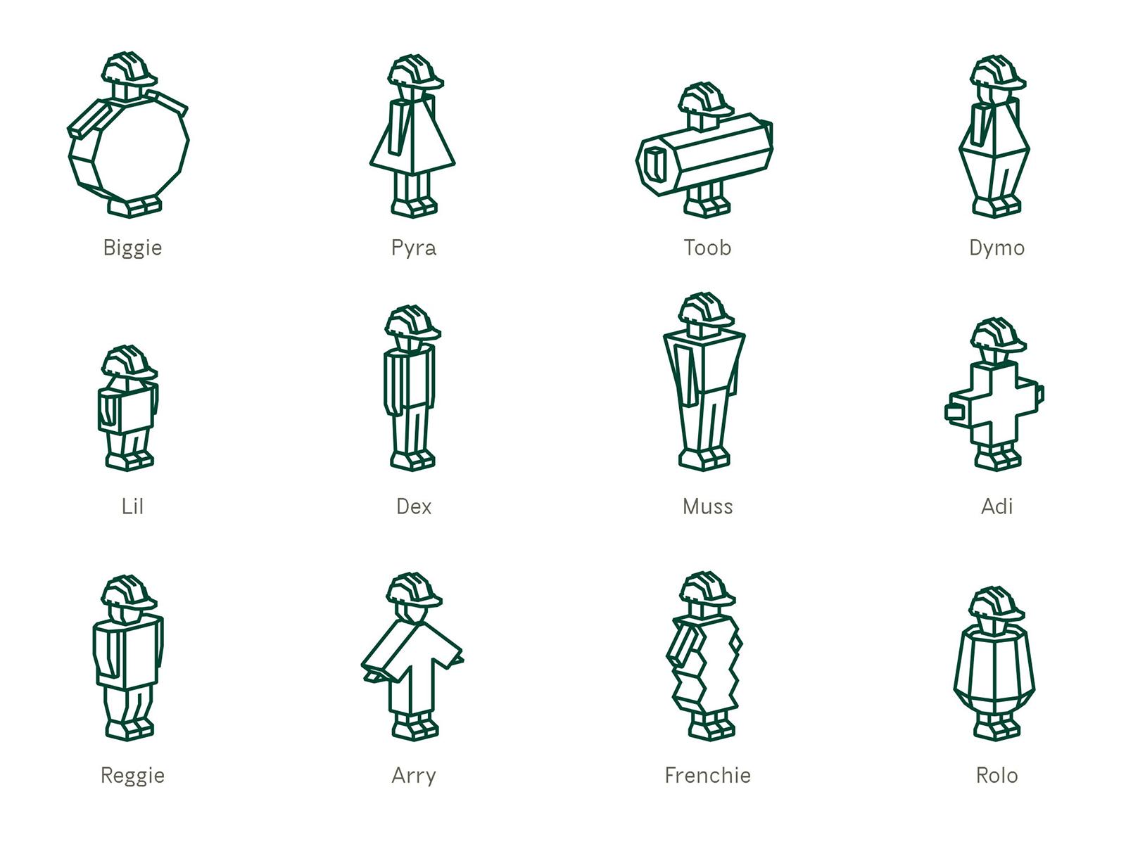 CBRE Build品牌啟動全新的LOGO和視覺VI形象-深圳VI設計3