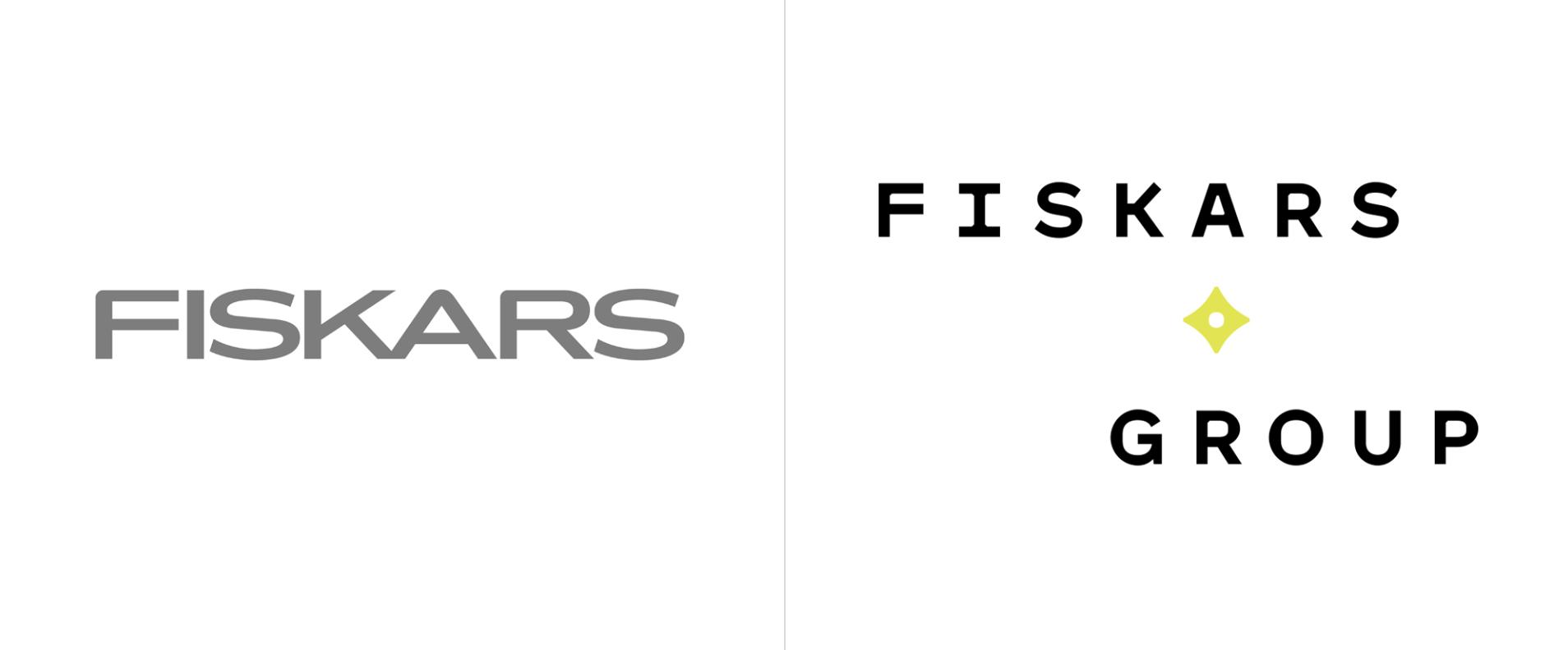 Fiskars Group 启用全新的品牌LOGO和VI形象设计-vi设计