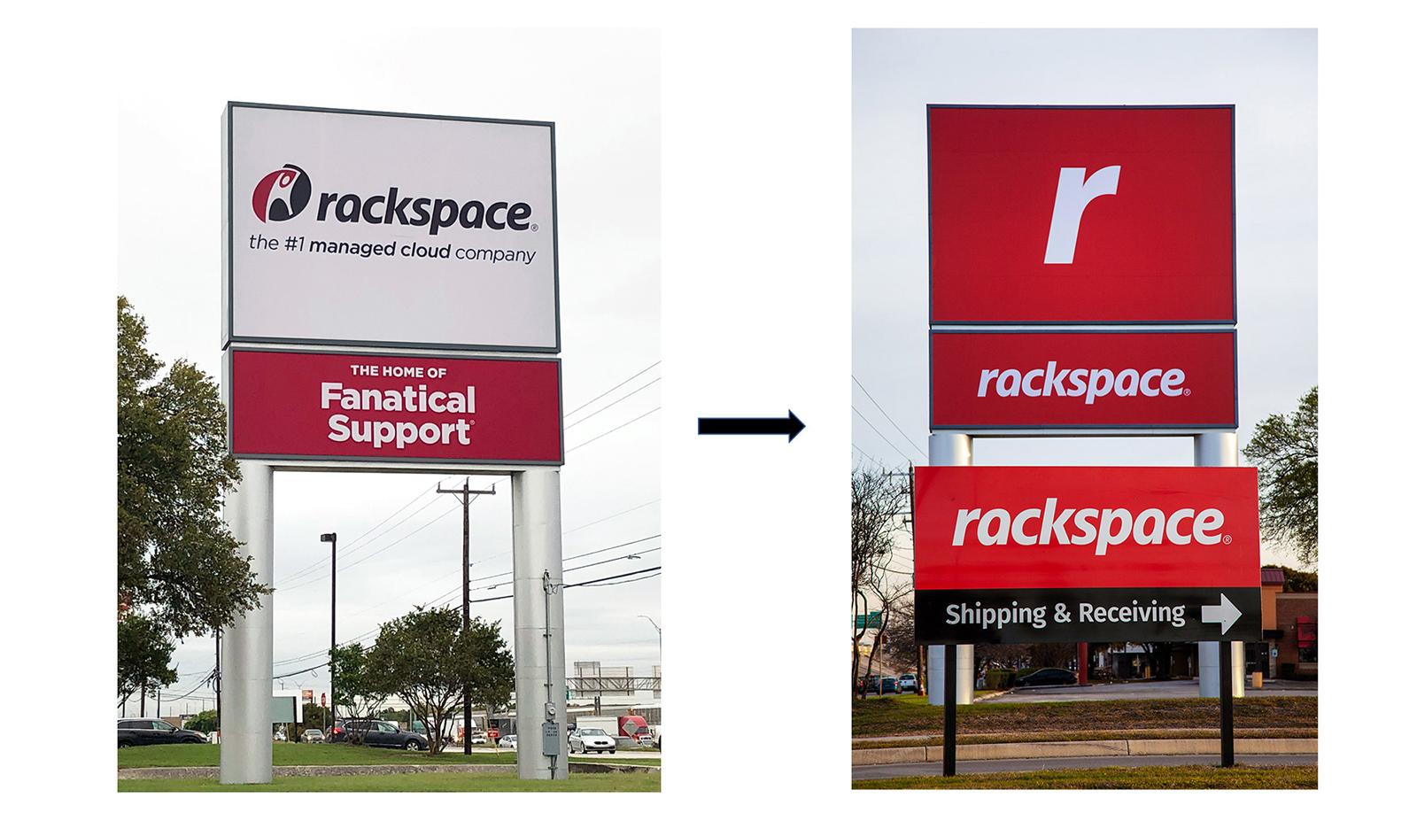 Rackspace 数字运用平台启用全新的品牌VI设计-深圳vi设计6