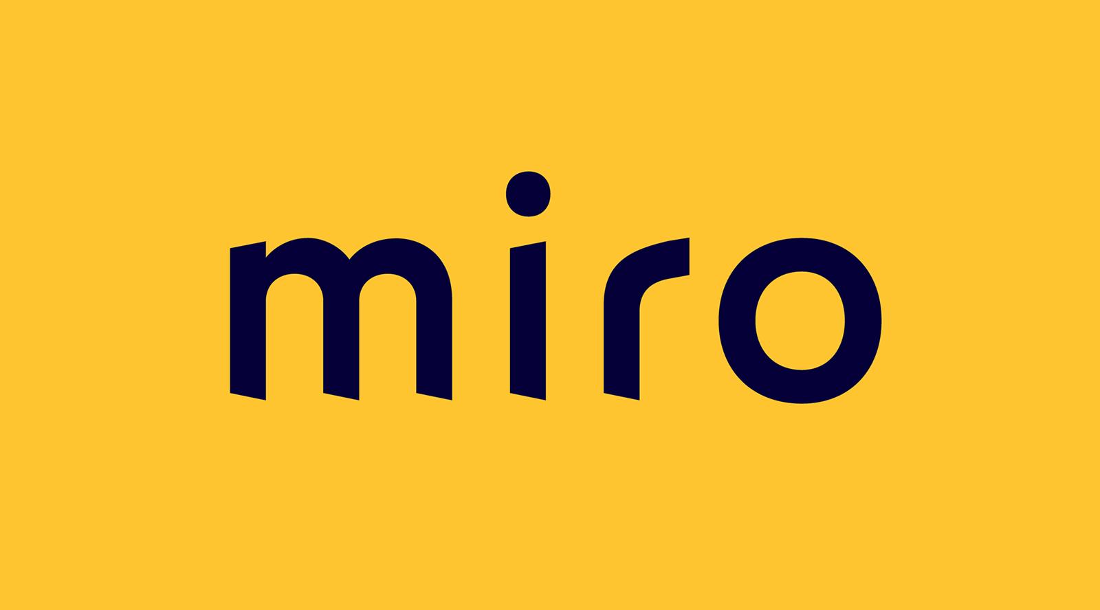 RealtimeBoard更名miro并启用全新的品牌logo和vi形象设计-深圳vi设计2