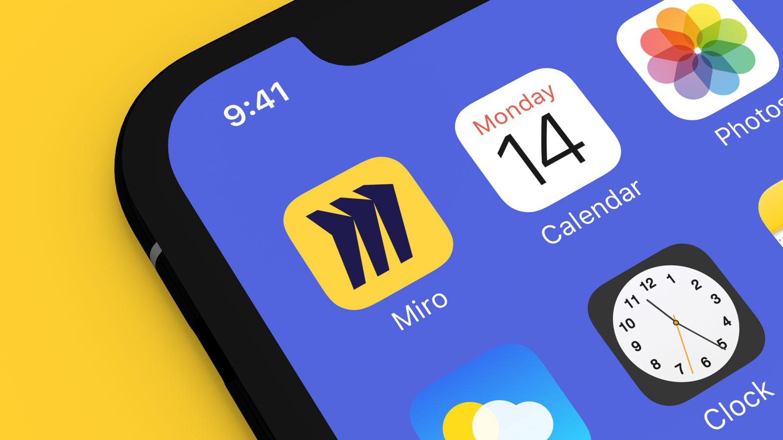 RealtimeBoard更名miro并启用全新的品牌logo和vi形象设计-深圳vi设计10