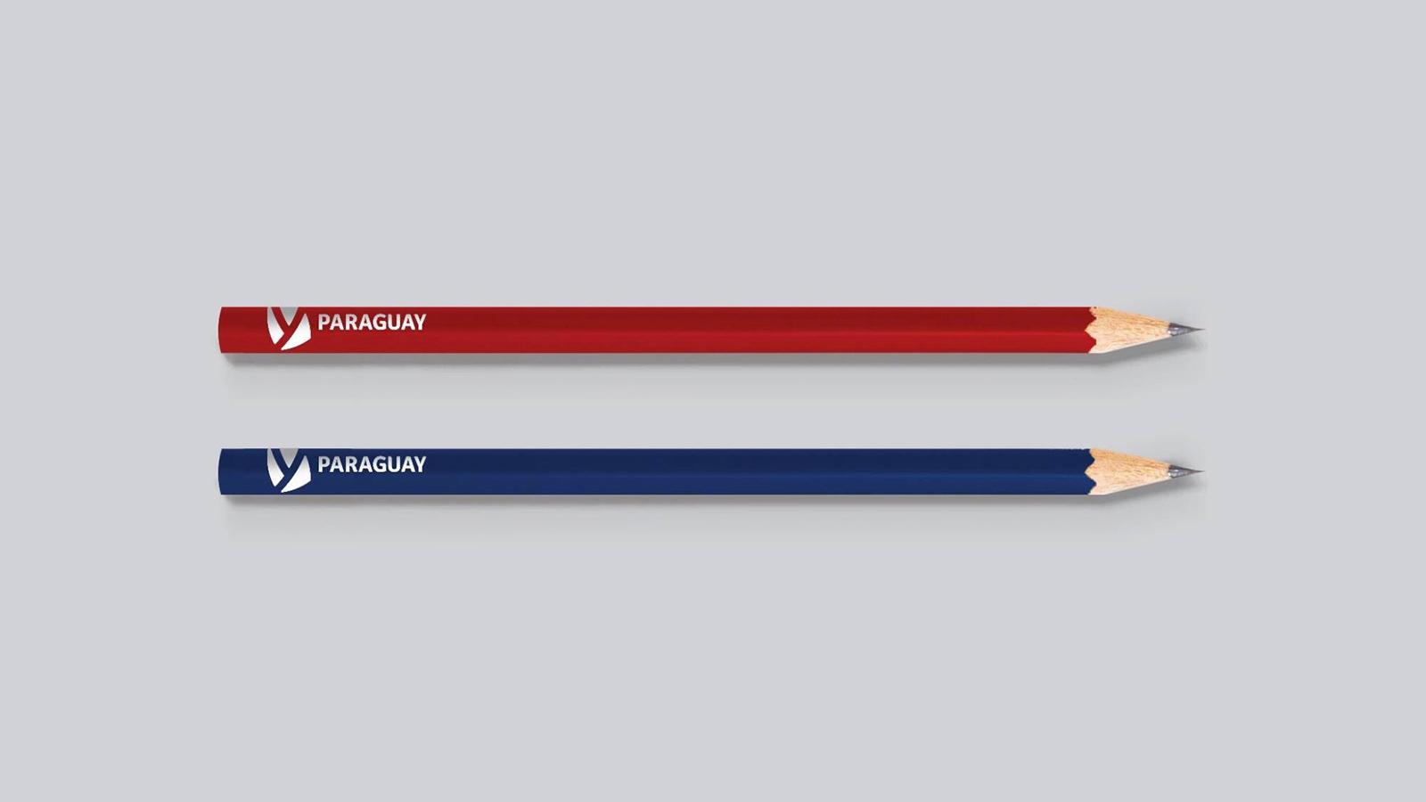 南美国家巴拉圭启用全新的国家形象并发布新的logo-深圳VI设计7