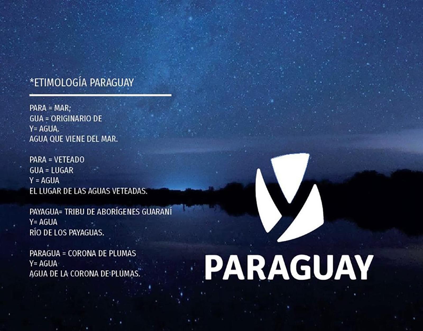 南美国家巴拉圭启用全新的国家形象并发布新的logo-深圳VI设计8