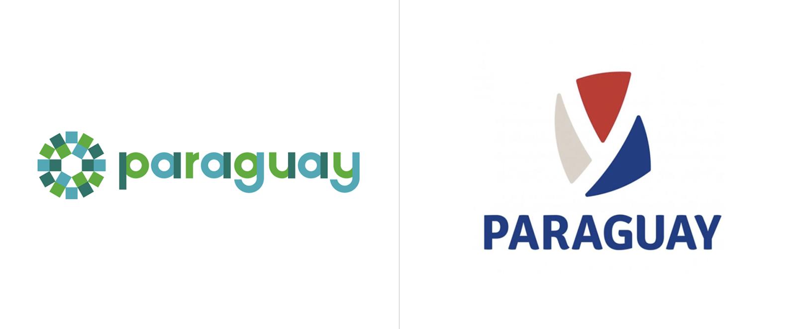 南美国家巴拉圭启用全新的国家形象并发布新的logo-深圳VI设计