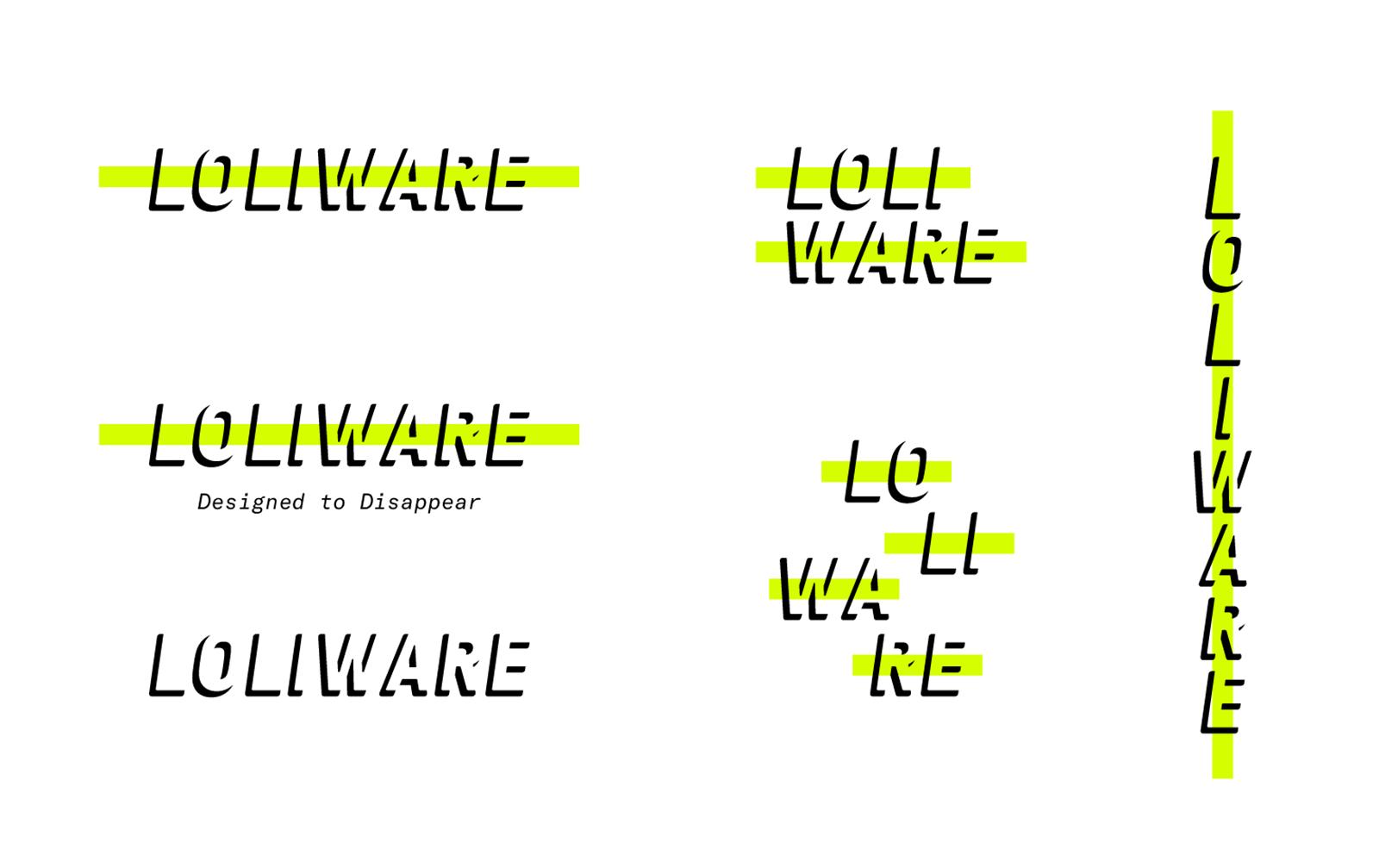 Loliware手机品牌启用全新的品牌VI形象设计-深圳VI设计2